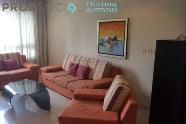 For Sale Condominium at The CapSquare Residences, Dang Wangi Freehold Fully Furnished 2R/3B 950k