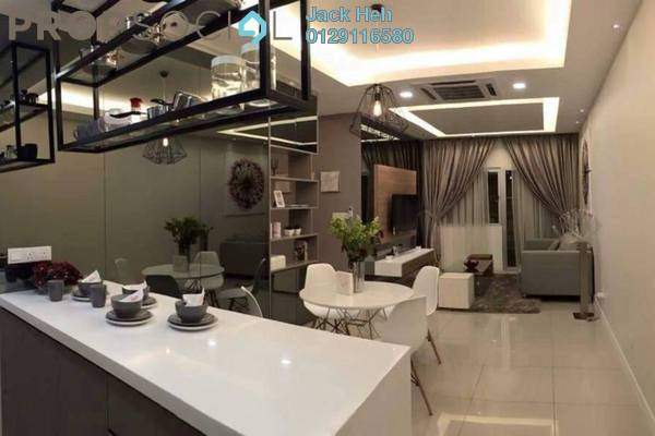 For Sale Condominium at Palm Spring, Kota Damansara Leasehold Semi Furnished 3R/2B 520k
