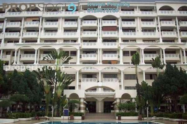For Sale Condominium at Tivoli Villas, Bangsar Freehold Semi Furnished 2R/0B 730k