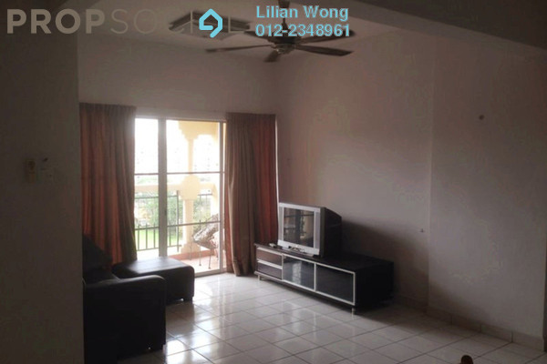 For Sale Condominium at La Vista, Bandar Puchong Jaya Freehold Semi Furnished 4R/2B 615k