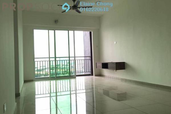 For Rent Condominium at D'Suria Condominium, Ampang Leasehold Semi Furnished 3R/3B 2.3k