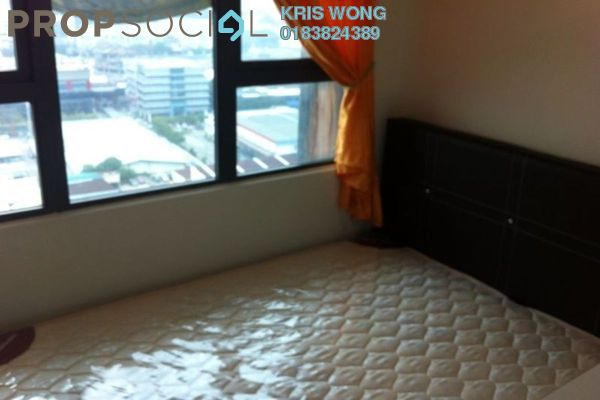 For Rent Serviced Residence at Centrestage, Petaling Jaya Leasehold Fully Furnished 1R/1B 1.3k