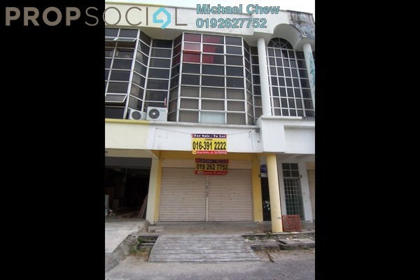 For Sale Shop at Bandar Pinggiran Subang, Subang Leasehold  0R/0B 820k