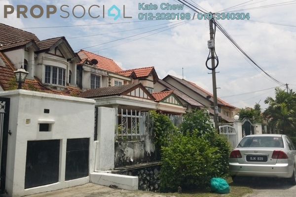For Sale Terrace at USJ 5, UEP Subang Jaya Freehold  4R/3B 950k