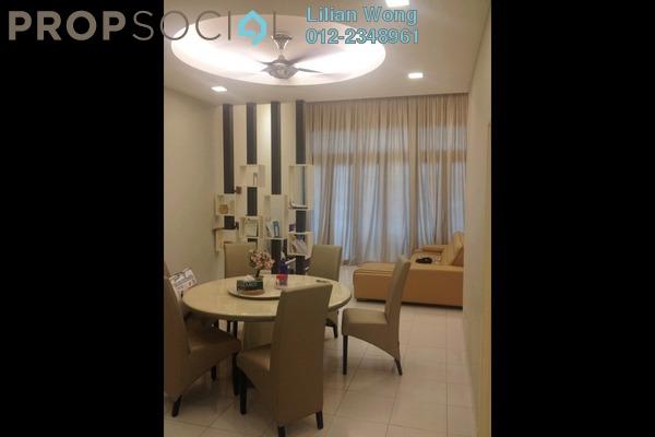 For Sale Terrace at Bandar Bukit Raja, Selangor Freehold Fully Furnished 4R/3B 850k