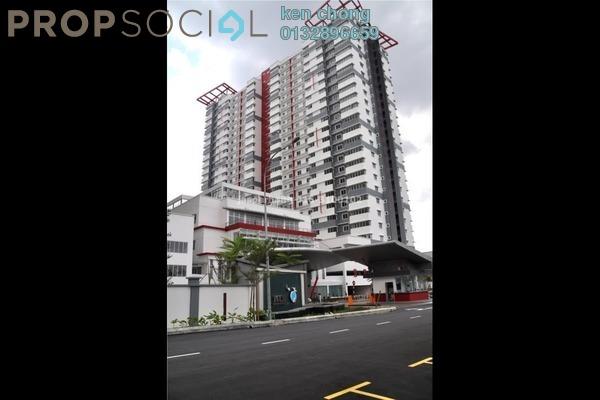For Rent Condominium at Koi Kinrara, Bandar Puchong Jaya Freehold Semi Furnished 0R/0B 1.2k