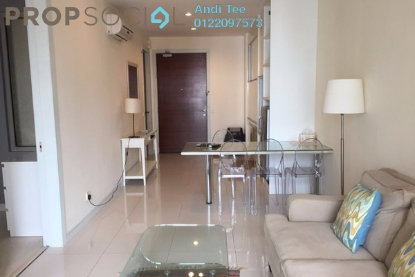 For Sale Condominium at Marc Service Residence, KLCC Freehold Fully Furnished 1R/1B 1.25m