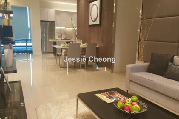 For Sale Condominium at United Point Residence, Segambut Leasehold Unfurnished 2R/2B 470k