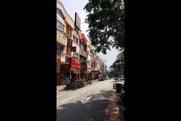 For Rent Shop at Wangsa Metroview, Wangsa Maju Leasehold Unfurnished 0R/2B 1.5k