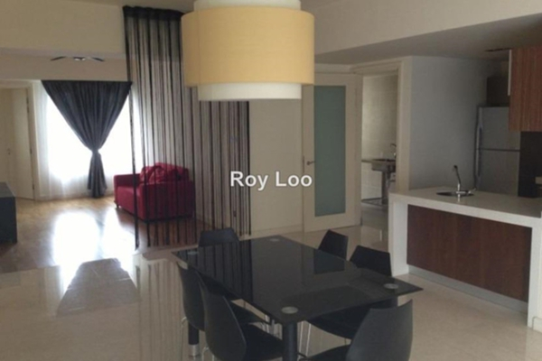 For Sale Condominium at Kiaraville, Mont Kiara Leasehold Fully Furnished 3R/4B 1.45m