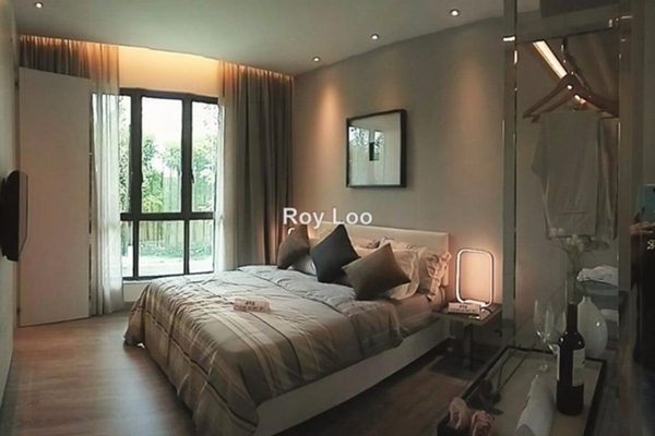 For Sale Serviced Residence at United Point Residence, Segambut Leasehold Unfurnished 2R/2B 450k