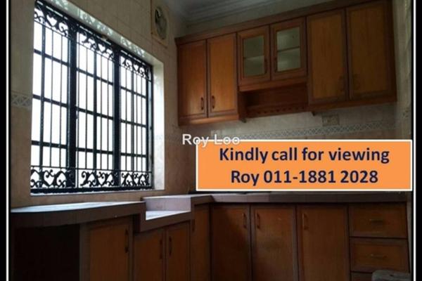 For Sale Terrace at BP2, Bandar Bukit Puchong Freehold Unfurnished 4R/3B 700k