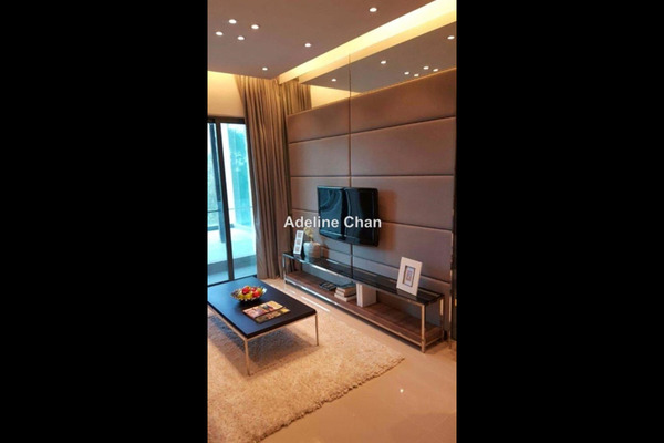 For Sale Serviced Residence at United Point Residence, Segambut Freehold Unfurnished 2R/2B 463k