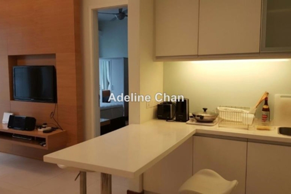 For Rent Serviced Residence at Fraser Place, KLCC Leasehold Fully Furnished 1R/1B 3.2k