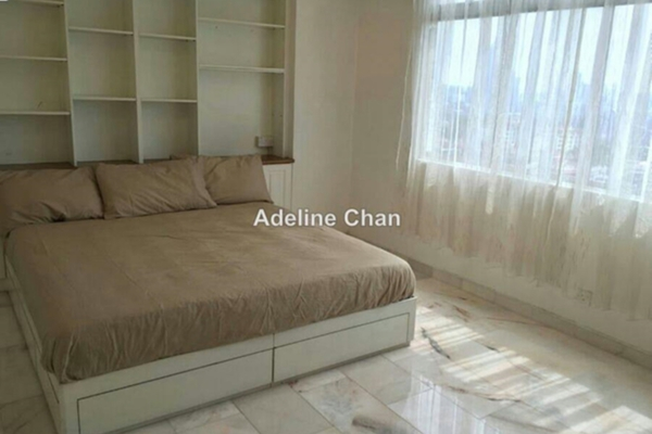 For Rent Condominium at Bayu Angkasa, Bangsar Leasehold Semi Furnished 3R/2B 3.5k