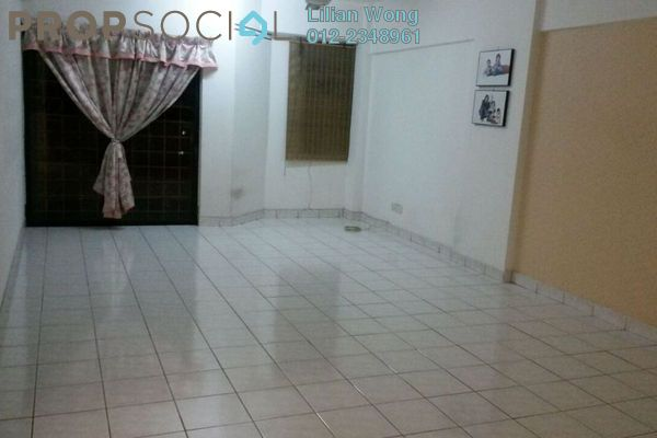 For Rent Condominium at Tropika Paradise, UEP Subang Jaya Freehold Semi Furnished 3R/2B 2k