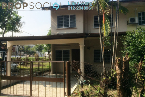 For Sale Terrace at SS1, Petaling Jaya Freehold  4R/2B 1.3m