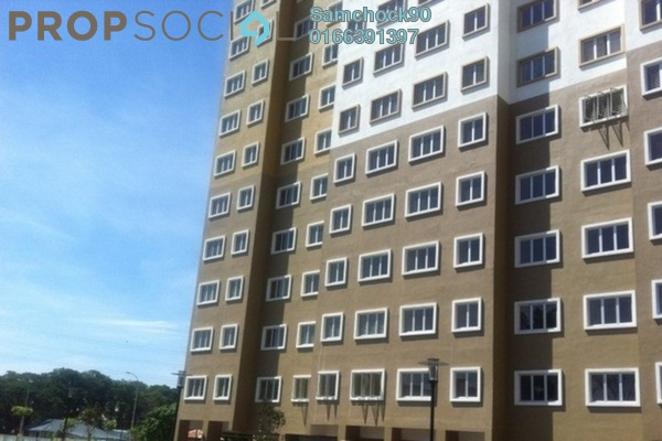For Rent Condominium at Putra Suria Residence, Bandar Sri Permaisuri Leasehold Semi Furnished 3R/2B 1.3k