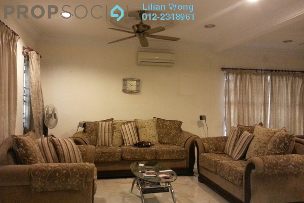 For Sale Terrace at Putra Bistari, Putra Heights Freehold Fully Furnished 4R/4B 990k