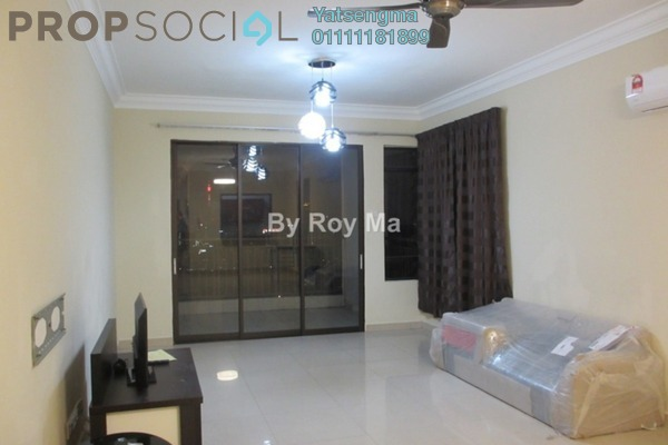For Rent Condominium at Sri Putramas II, Dutamas Freehold Fully Furnished 3R/2B 1.9k