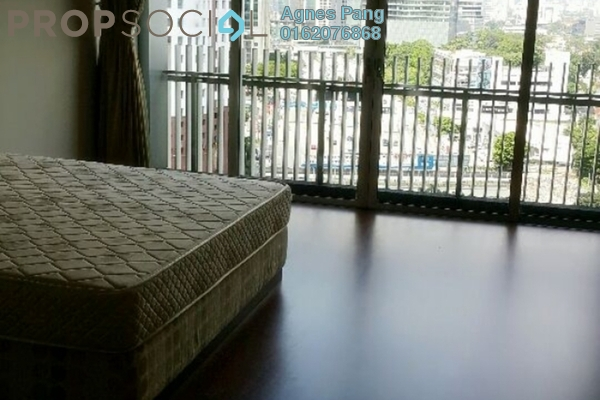 For Rent Condominium at Dua Residency, KLCC Freehold Fully Furnished 3R/4B 8k