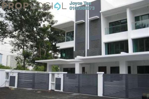 For Sale Terrace at Setapak Ria Condominium, Setapak Freehold Unfurnished 5R/4B 1.49m