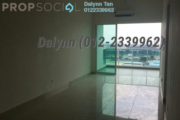 For Sale Condominium at The Regina, UEP Subang Jaya Leasehold Semi Furnished 3R/2B 628k