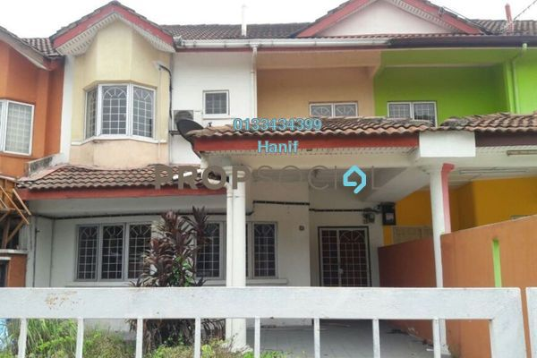 For Rent Terrace at Section 6, Kota Damansara Leasehold Semi Furnished 5R/3B 2.2k