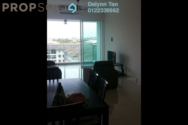 For Rent Condominium at The Regina, UEP Subang Jaya Leasehold Fully Furnished 3R/2B 1.9k