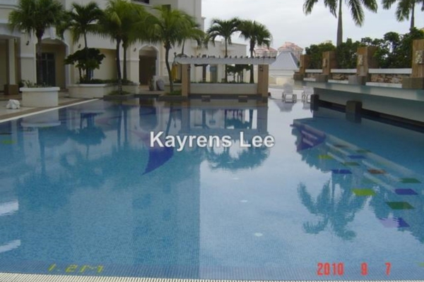 For Sale Apartment at Plaza Ivory, Bukit Gambier Leasehold Unfurnished 3R/2B 560k