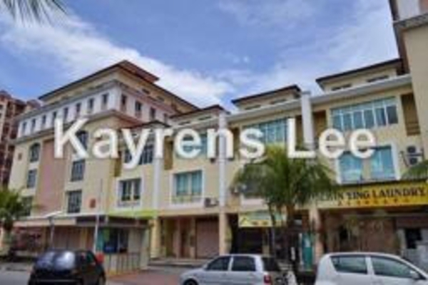 For Rent Office at Metro Avenue, Jelutong Leasehold Unfurnished 0R/0B 3.5k