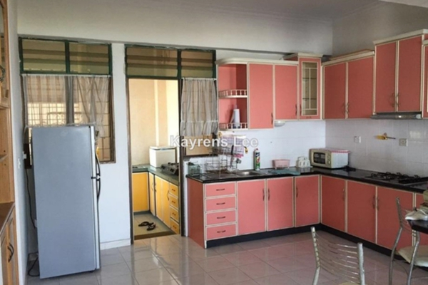 For Rent Condominium at Grand View, Tanjung Tokong Leasehold Unfurnished 3R/2B 2k