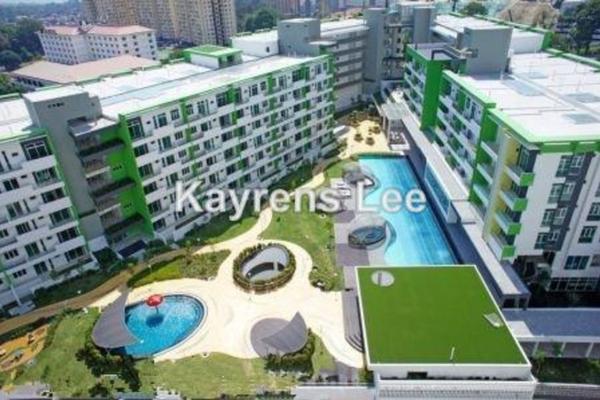 For Rent Condominium at Setia Tri-Angle, Sungai Ara Leasehold Unfurnished 3R/2B 2.2k