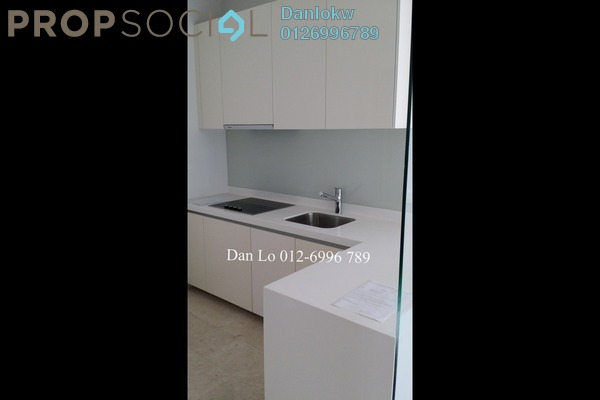 For Rent Condominium at Panorama, KLCC Freehold Semi Furnished 4R/3B 7.5k