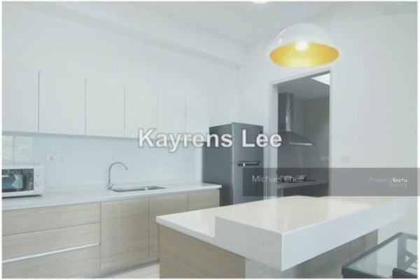 For Rent Condominium at The Address, Bukit Jambul Leasehold Unfurnished 3R/2B 2.39k