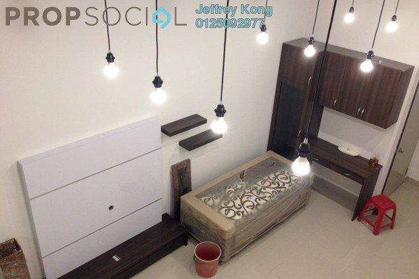 For Rent SoHo/Studio at Subang SoHo, Subang Jaya Freehold Fully Furnished 1R/1B 2.2k