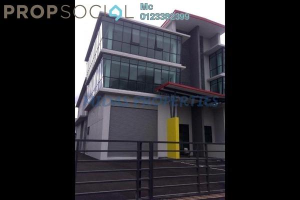 For Rent Factory at Nouvelle Industrial Park, Kota Damansara Leasehold Semi Furnished 0R/0B 30k