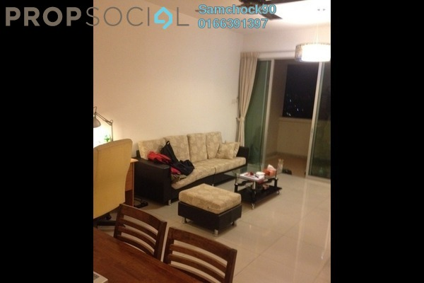For Sale Condominium at Aman Heights, Seri Kembangan Freehold Fully Furnished 4R/2B 438k