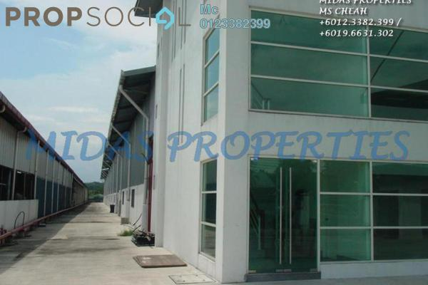 For Rent Factory at Kampung Baru Sungai Buloh, Sungai Buloh Leasehold Semi Furnished 0R/0B 22.1k