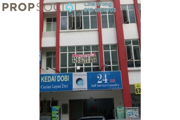 For Rent Shop at Taman Bukit Serdang, Seri Kembangan Freehold  0R/2B 1.9k