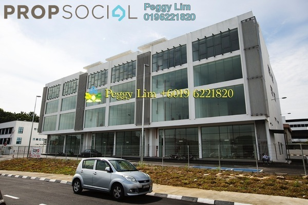 For Rent Factory at Hicom Glenmarie, Glenmarie Freehold Unfurnished 0R/6B 25k