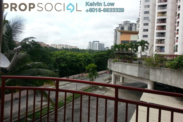 For Rent Condominium at Indah Villa, Bandar Sunway Leasehold Fully Furnished 3R/2B 2k