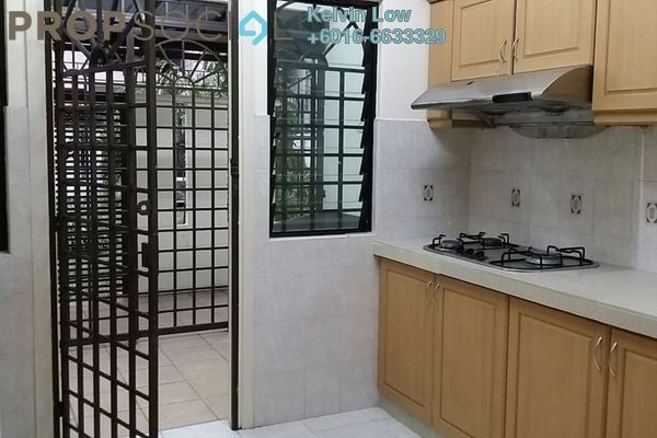 For Rent Townhouse at Parkville Garden Townhouse, Sunway Damansara Leasehold Semi Furnished 3R/3B 2.1k