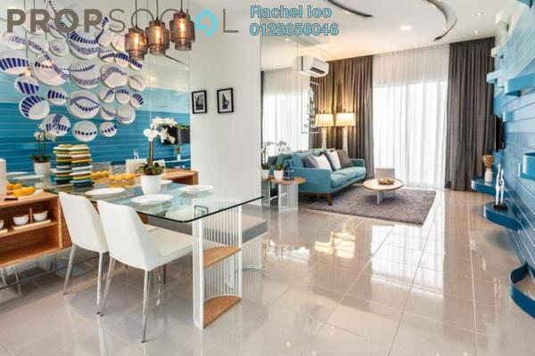 For Sale Condominium at Monterez, Shah Alam Leasehold Unfurnished 3R/2B 315k