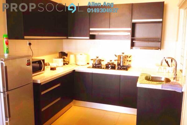 For Rent Condominium at TTDI Adina, Shah Alam Leasehold Semi Furnished 2R/2B 1.5k