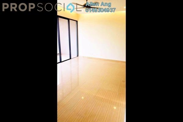 For Sale Condominium at Twin Arkz, Bukit Jalil Freehold Semi Furnished 3R/2B 1.1m