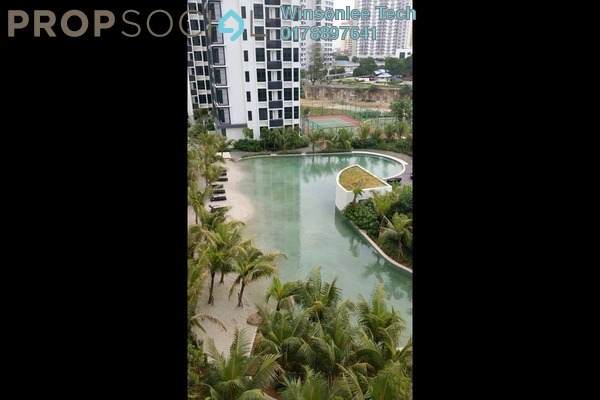 For Sale Condominium at LaCosta, Bandar Sunway Leasehold Fully Furnished 4R/3B 1.2m