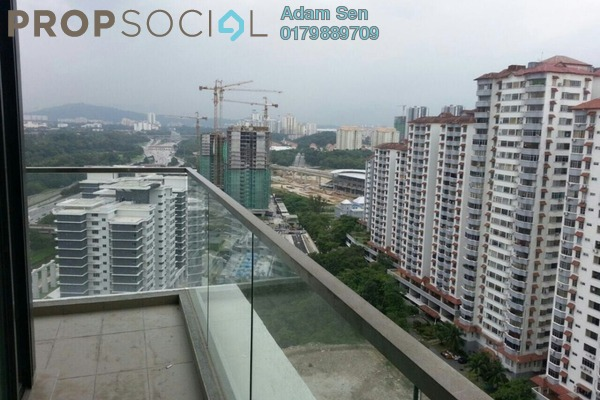 For Sale Condominium at The Z Residence, Bukit Jalil Freehold Unfurnished 3R/2B 749k