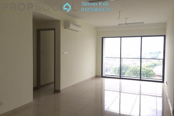 For Rent Condominium at Lido Residency, Bandar Sri Permaisuri Leasehold Semi Furnished 3R/2B 1.7k
