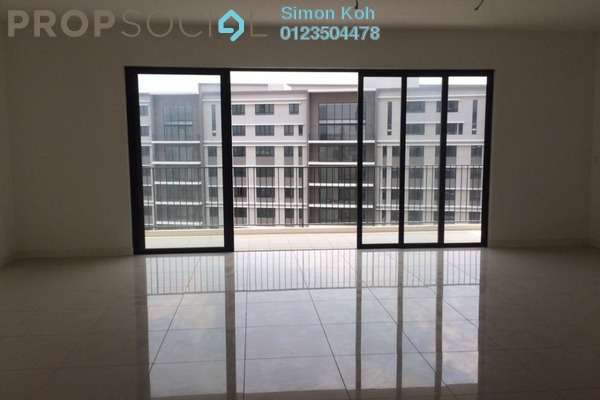 For Rent Condominium at Windows On The Park, Bandar Tun Hussein Onn Freehold Semi Furnished 3R/2B 2.5k